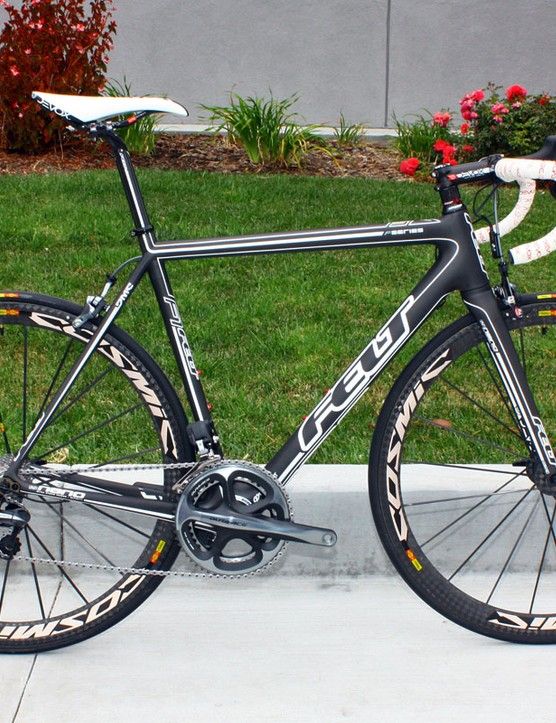 Felt will supply Team Exergy with their new F-series road bikes