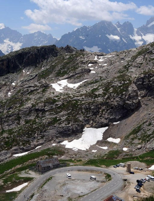 The Haite Route will visit the highest road in Europe on its penultimate stage