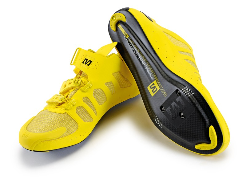 Mavic Huez shoes