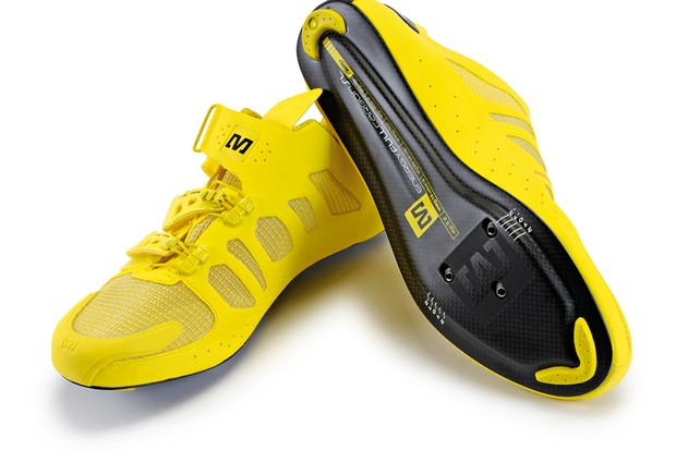 Mavic Huez shoes