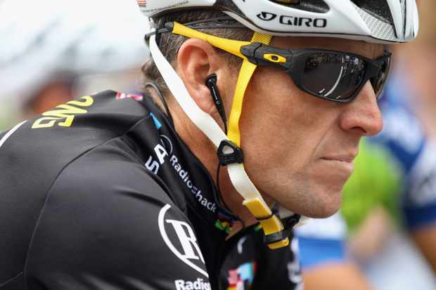 Lance Armstrong was instrumental in setting up the event