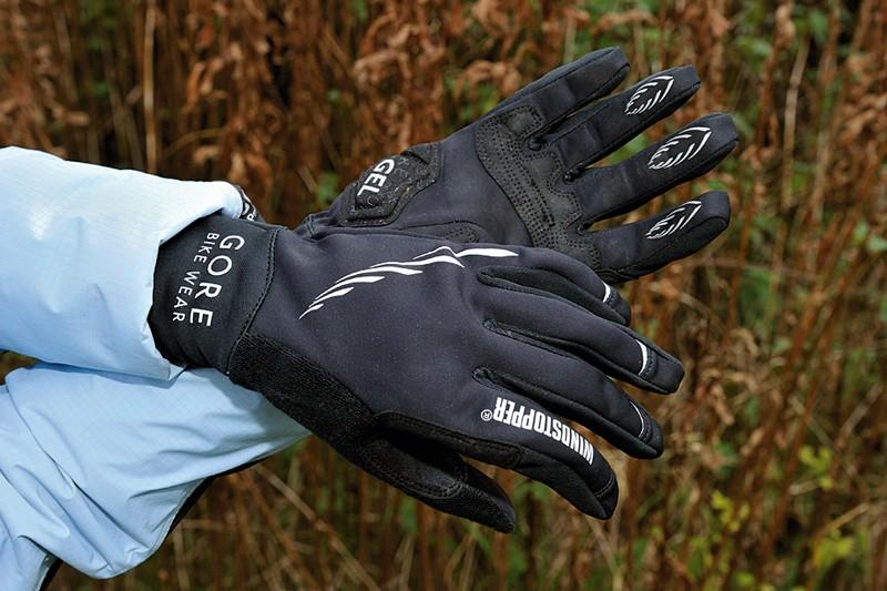 Gore Xenon gloves