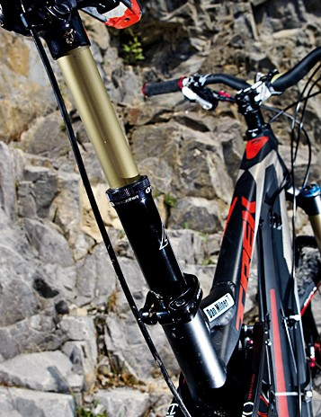 For big rides in challenging terrain, Trek's revamped Scratch Air 9 is a strong contender...