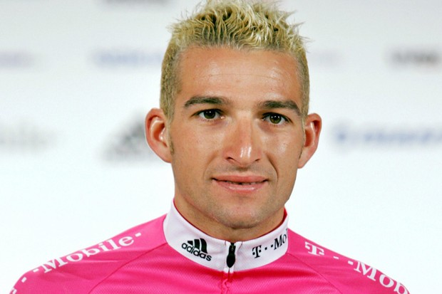 Lorenzo Bernucci rode for T-Mobile in 2007