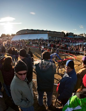 The crowds were out to watch and race at the 2009 U.S. nationals in Bend, Oregon