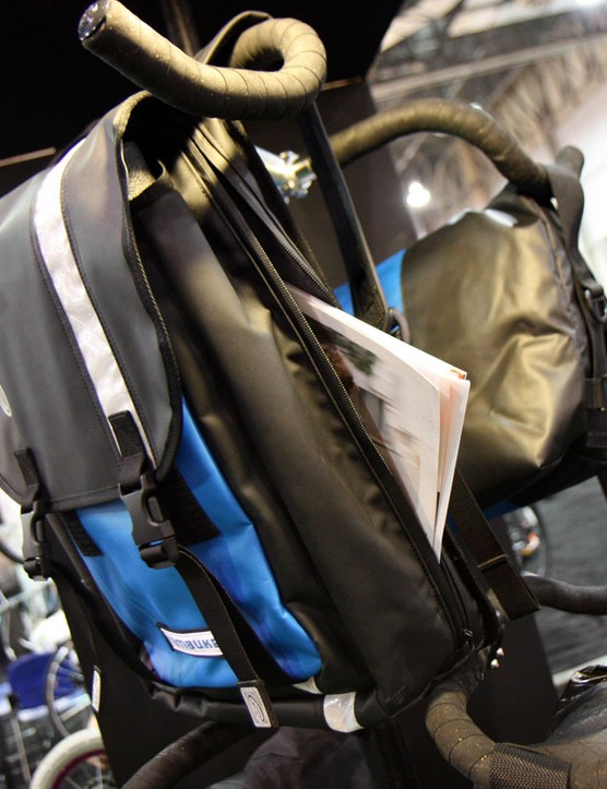 Many of Timbuk2's packs feature side-access laptop sleeves
