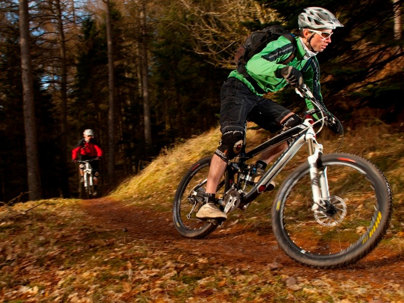 CycleActive are expanding their range of mountain bike skills courses for 2011