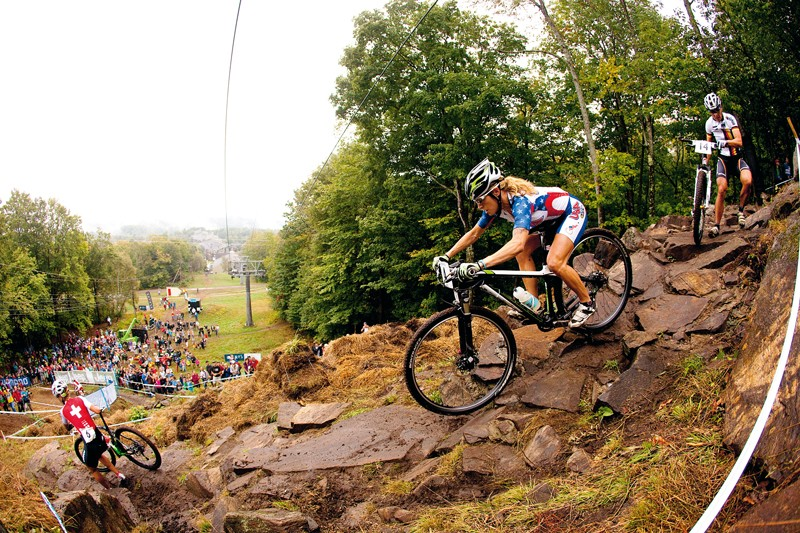 XC racers are converting to 29ers to handle previously unrideable ground