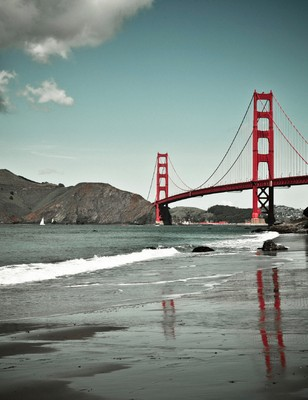 The inaugural North American Epic will start at San Francisco's Golden Gate Bridge