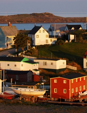 The tour will end 8,000km and 92-days later in St. John's Newfoundland, Canada
