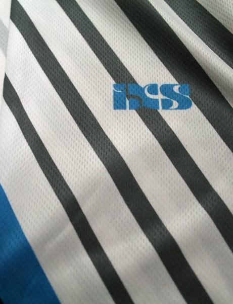 iXS Bashow jersey