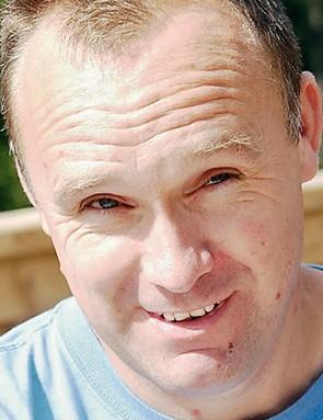 Dafydd Davis has had a huge impact on the UK mountain biking scene