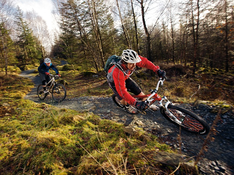 Coed y Brenin in North Wales was the UK's first trail centre and spawned dozens of imitators