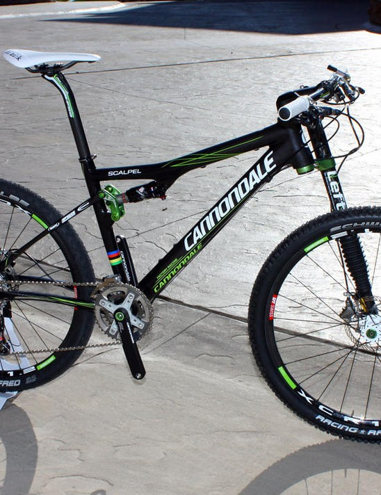 Cannondale's new Scalpel Ultimate flagship is extremely expensive but also incredibly light and lightning fast