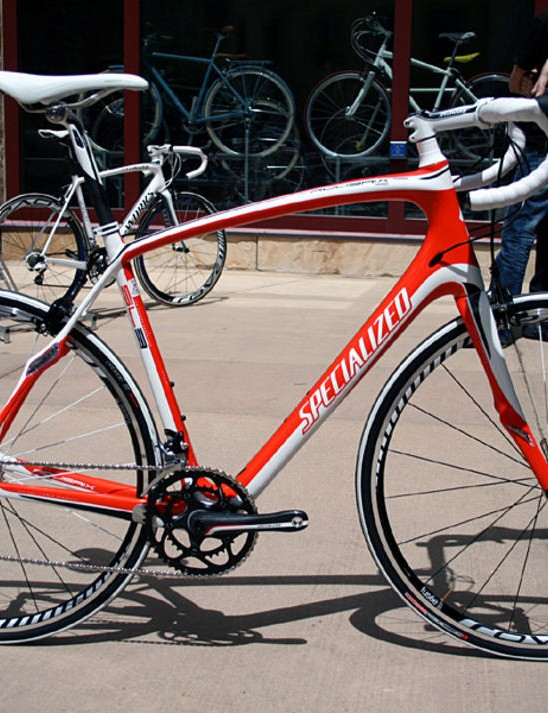 The all-new Specialized Roubaix SL3