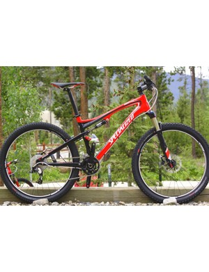 Specialized's 2011 Epic Comp