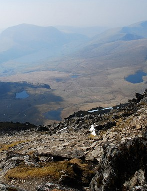 Take on Mount Snowdon