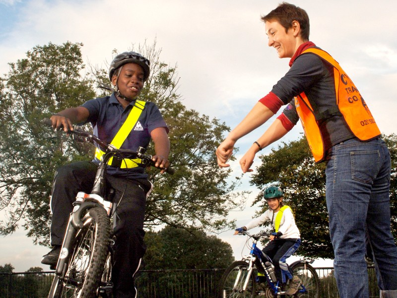 Bikeability's future is secure for the next four years
