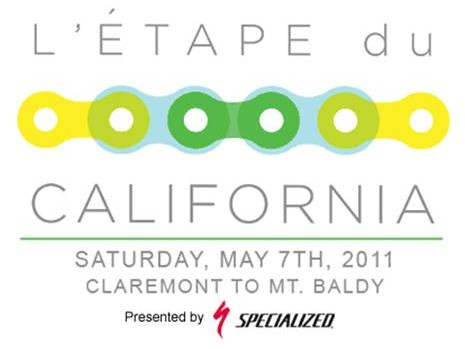 You can enter the L'Etape du California online from 8am PST today (22 December)