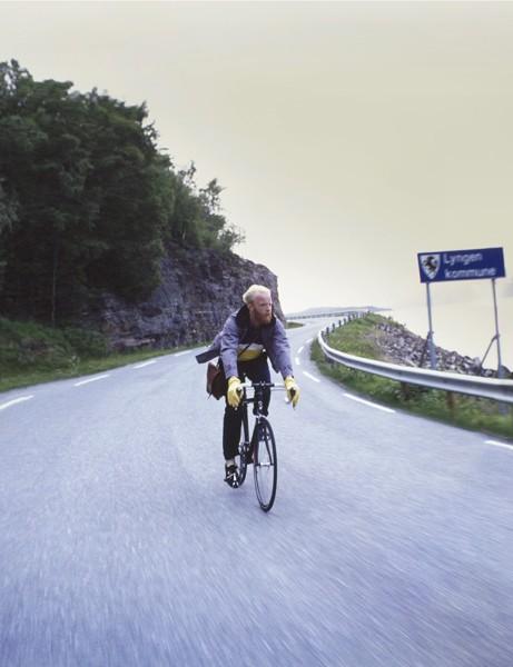 30 Century Man was shot on location in Tromso, Norway