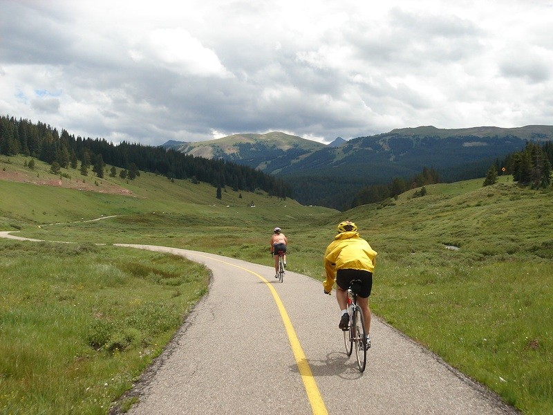 While beautiful Vail proves it lacks legal protection for cyclists