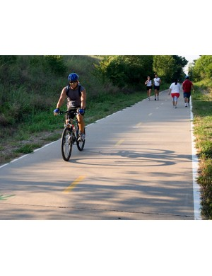 Dallas looks to manage safety through path improvement and user education