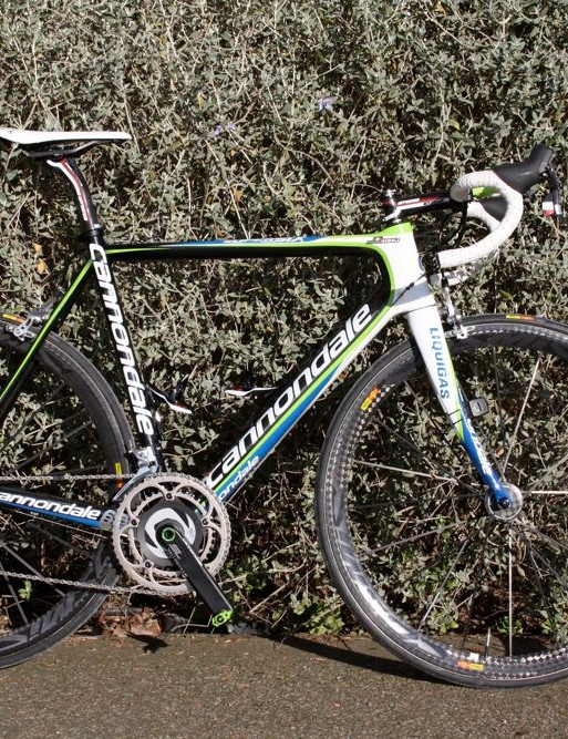 Liquigas will continue to ride Cannondale framesets for 2011 but will switch component sponsors from Campagnolo from SRAM