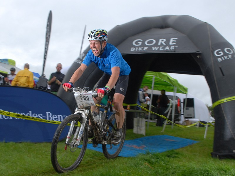 Gore Bike Wear TransWales powered by Mercedes-Benz Vito Sport