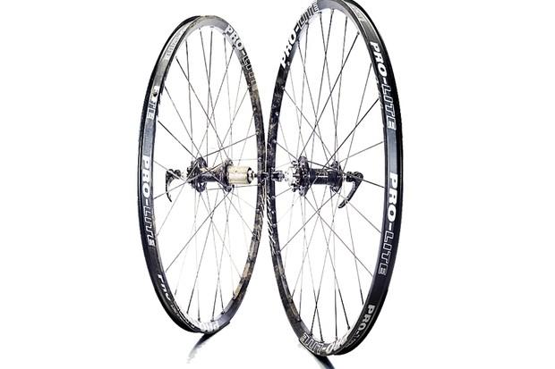 Pro-lite Allein wheelset