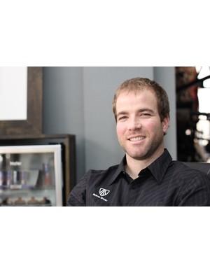 Ben Coates, Trek's road sponsorship liaison