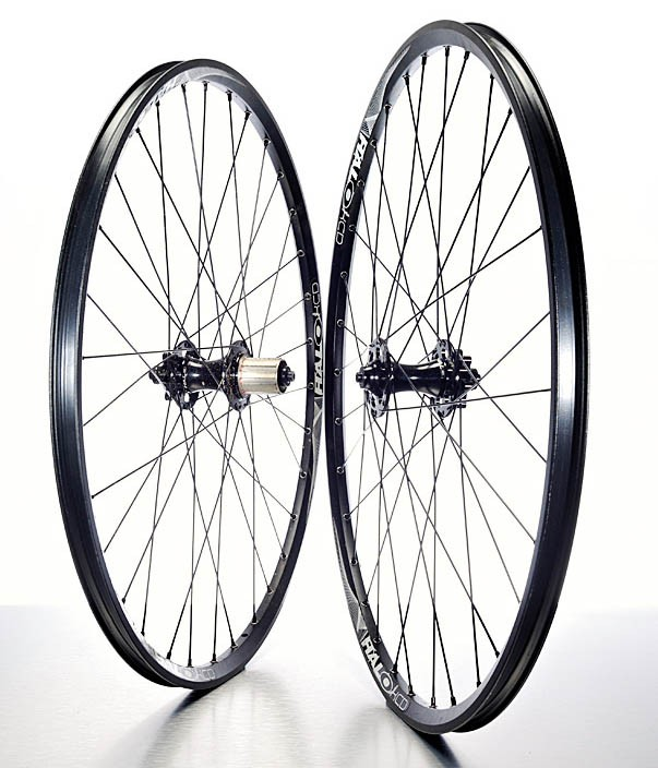 Halo XCD wheelset