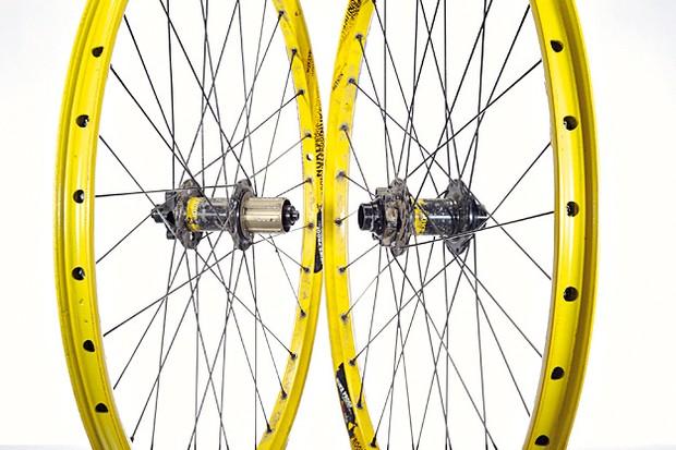 58da02c79f2 Nukeproof Generator AM mountain bike wheelset review