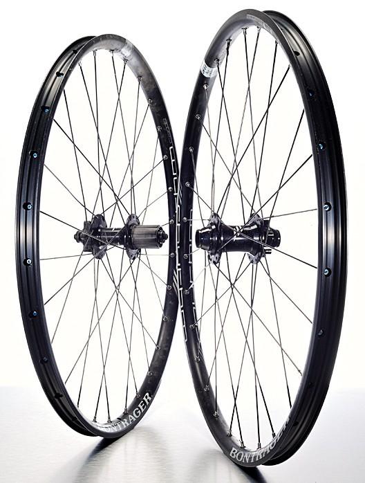 Bontrager Rhythm Comp TLR Disc wheelset (11)
