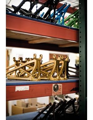 There are plenty of colour options  you can pick via Santa Cruz's website-based bike builder