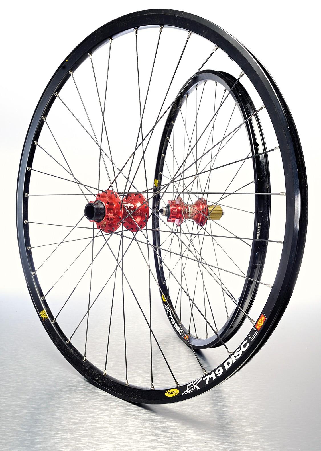 Hope Pro 2/Mavic XM719 wheelset