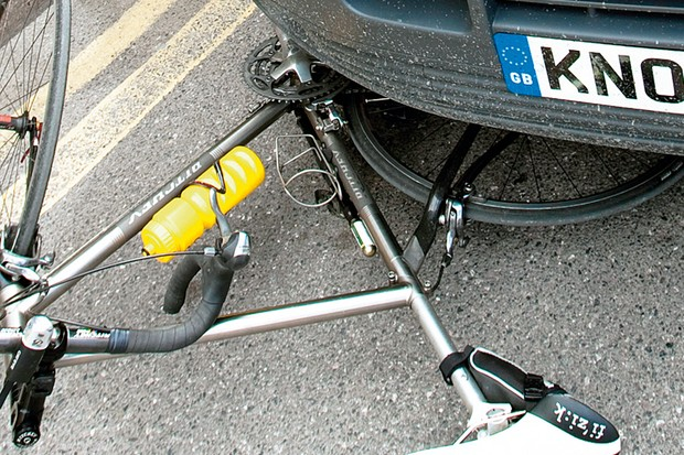 Leading barrister Martin Porter QC says drivers responsible for serious crashes involving cyclists need to be pursued to the full extent of the law