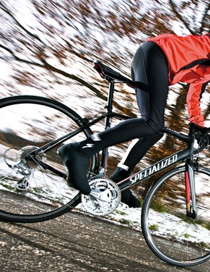 Defying its 10.7kg weight, the Giant excels in pretty much all areas