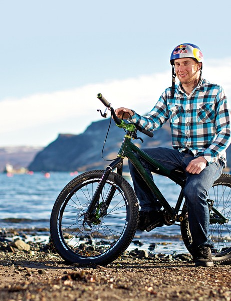 Danny MacAskill reveals the 10 essential pieces of kit he reaches for when it's roadtrip time
