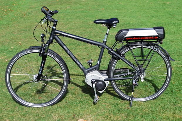 The name's not exactly snappy but the Daum Electronic Ergo_Bike Pedelec Trekking H Classic offers a smooth ride