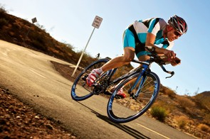 The new lighter carbon of the 2011 B2   doesn't dampen the bike's comfort levels