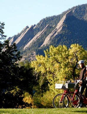 Boulder has plans to launch their own B-Cycle bike-sharing franchise this spring