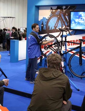 Cytech's experts will dole out mechanical advice throughout the show