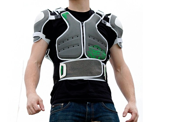 Kali Sarpa body armour