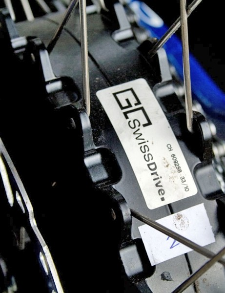 The engine is manufactured to Storck's design in Switzerland; Cosworth hope to refine it