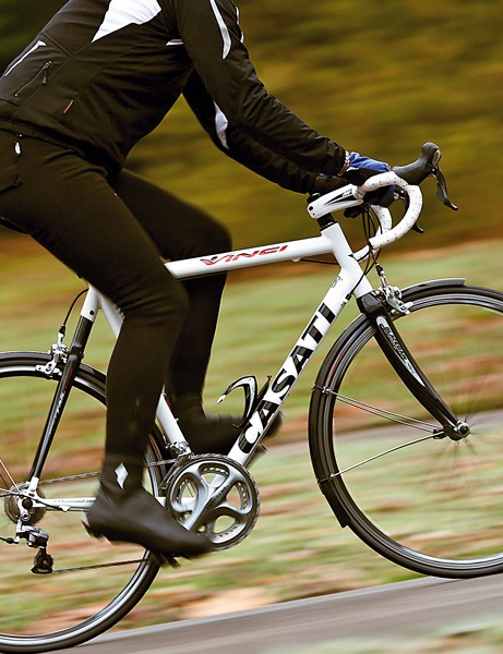 The Casati is intended for those who want to enjoy their winter riding as much as their summer miles