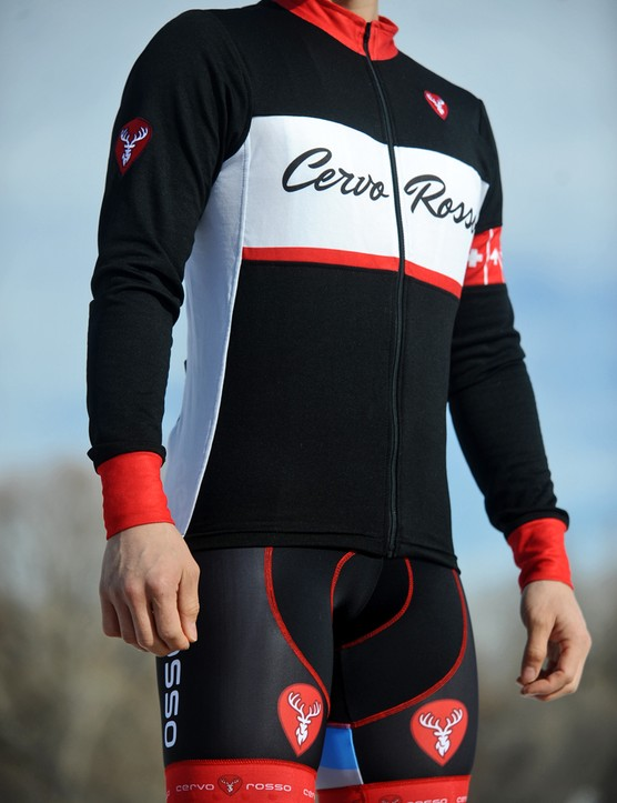 Cervo Rosso is a new cycling clothing company hailing from Bern, Switzerland.
