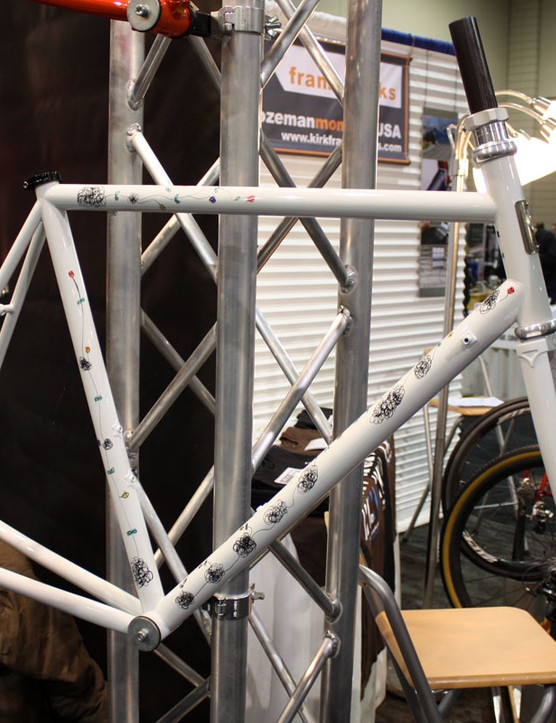 Legendary Italian builder Dario Pegoretti is again on the list of exhibitors for this year's NAHBS.
