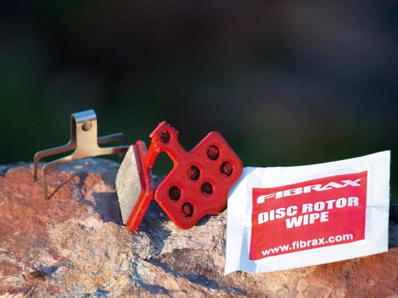 Fibrax semi-metallic avid elixir & SRAM XX brake pads