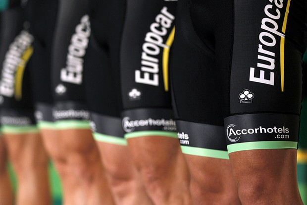 The Europcar team is one of four French teams awarded wildcard status at this year's Tour de France