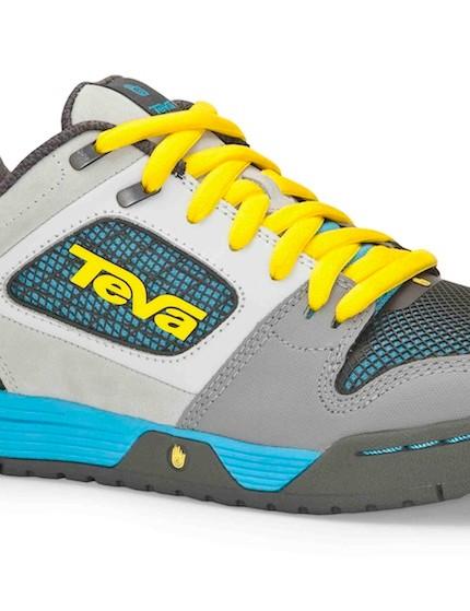Teva's new Lenosky designed Links shoe